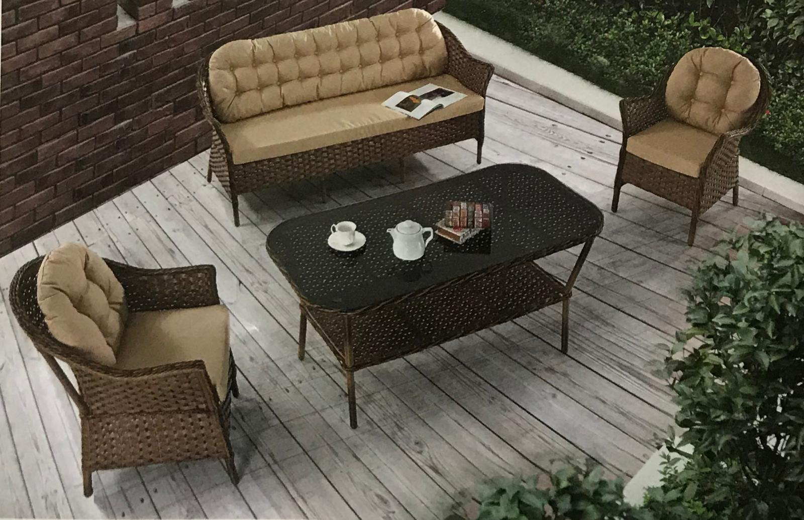 Dotaş Home Garden - ORKİDE 3LÜ 1005